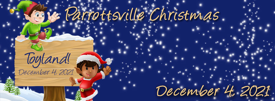 Parrottsville Christmas Schedule of Events